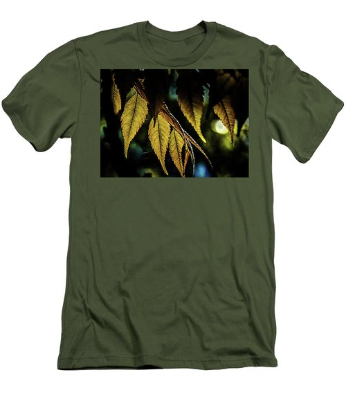 Leaves Of Green Men's T-Shirt (Athletic Fit)