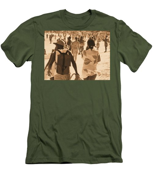 Men's T-Shirt (Slim Fit) featuring the photograph Legion by Beto Machado