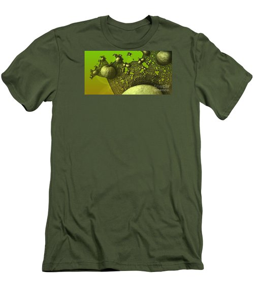 Lettuce Have Escargot Men's T-Shirt (Athletic Fit)