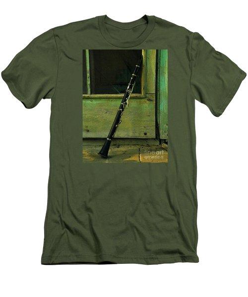Licorice Stick Men's T-Shirt (Slim Fit) by Joe Jake Pratt