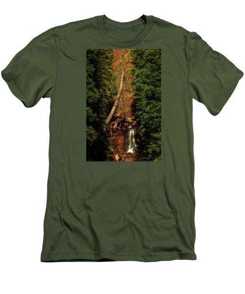 Life And Death Men's T-Shirt (Slim Fit) by Rick Furmanek