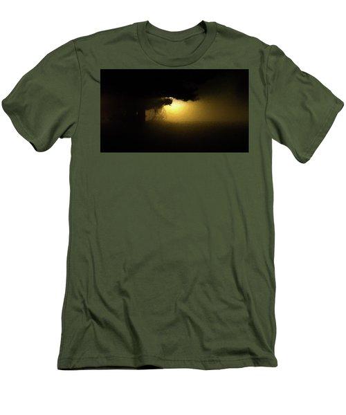 Light Through The Tree Men's T-Shirt (Athletic Fit)