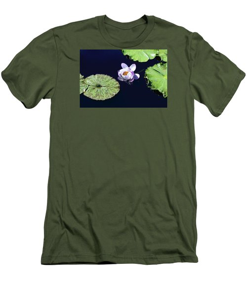 Lily Love II Men's T-Shirt (Slim Fit) by Suzanne Gaff