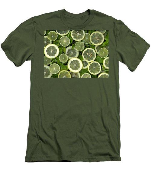 Limons Men's T-Shirt (Athletic Fit)