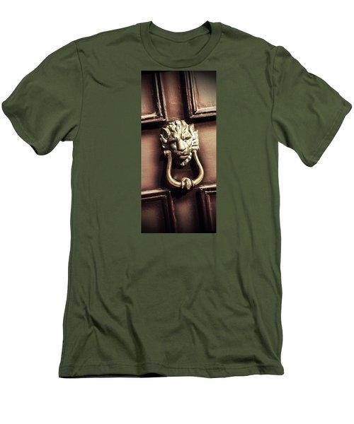 Lion's Den Men's T-Shirt (Athletic Fit)