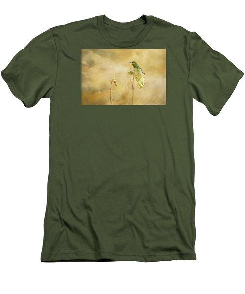 Little Bee-eater Men's T-Shirt (Athletic Fit)
