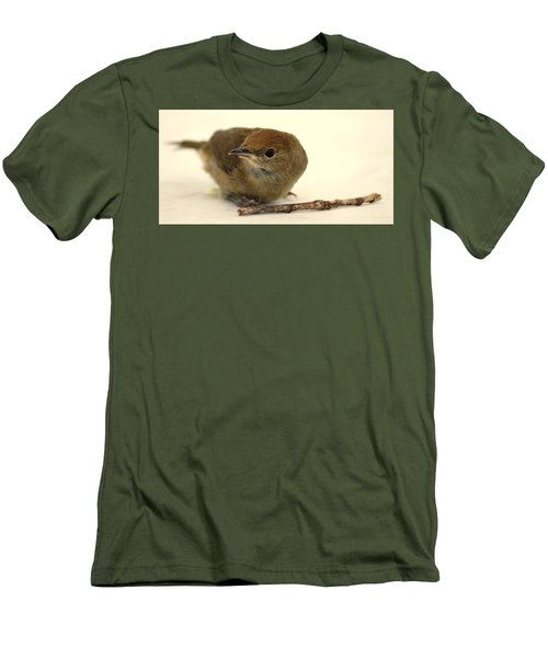 Little Bird 2 Men's T-Shirt (Athletic Fit)