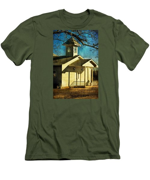 Little Church Men's T-Shirt (Athletic Fit)