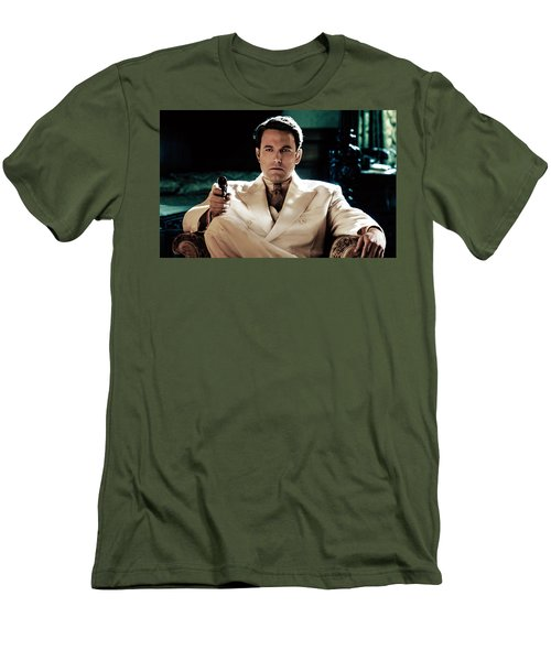 Live By Night Ben Affleck Men's T-Shirt (Athletic Fit)