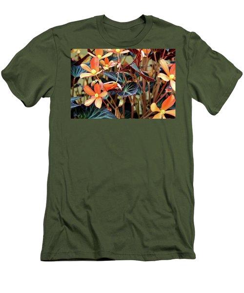 Live Tapistry Men's T-Shirt (Athletic Fit)