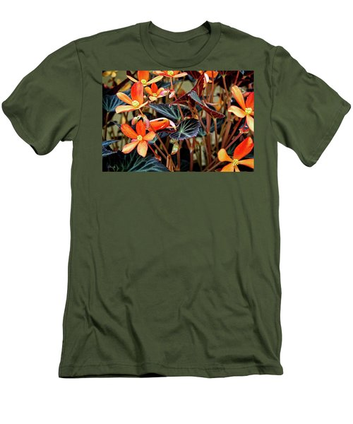 Living Tapestry Men's T-Shirt (Athletic Fit)