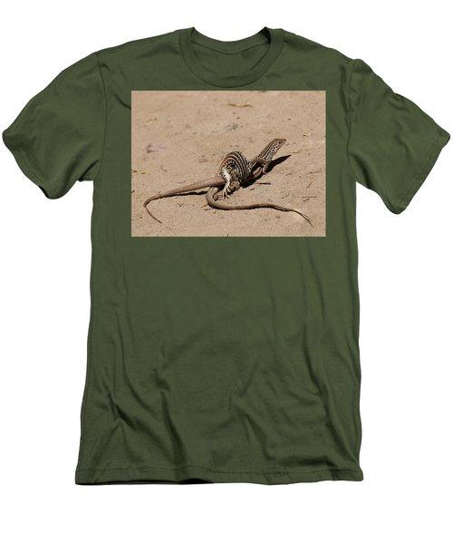 Lizard Love Men's T-Shirt (Athletic Fit)
