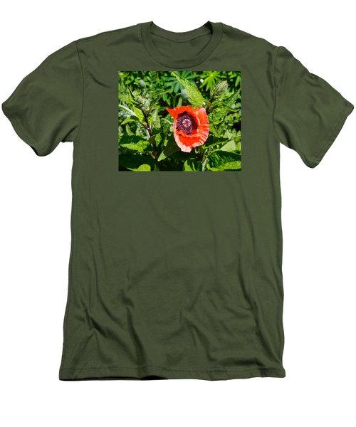Caught My Eye Men's T-Shirt (Slim Fit) by Allan Levin