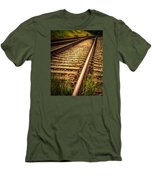 Long Gone Men's T-Shirt (Athletic Fit)