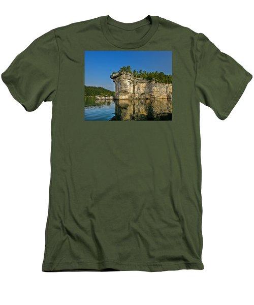 Long Point Men's T-Shirt (Slim Fit)
