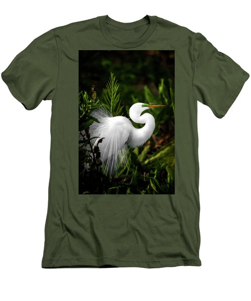 Lookin' For Love Men's T-Shirt (Athletic Fit)