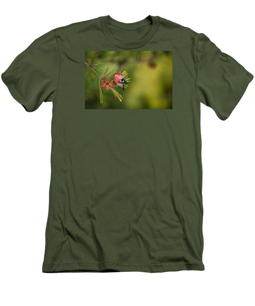 Looking Back Men's T-Shirt (Athletic Fit)