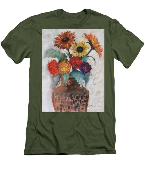 Lost And Found Men's T-Shirt (Slim Fit) by Robin Maria Pedrero