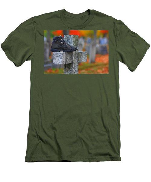 Lost Sole Men's T-Shirt (Athletic Fit)