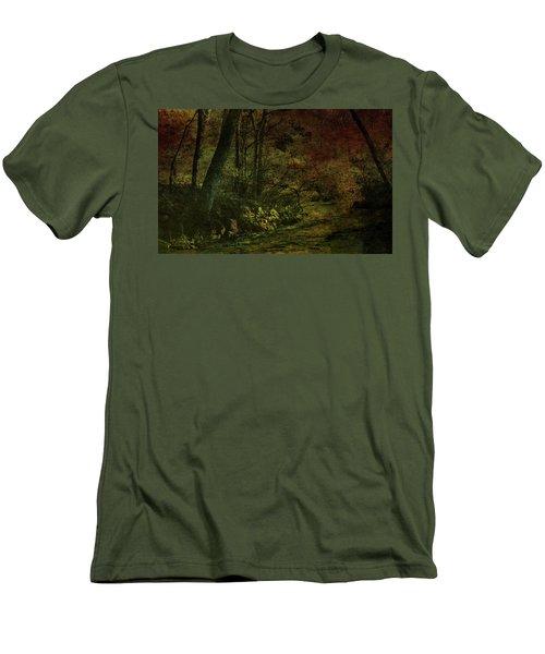 Lost Woods 8140 H_3 Men's T-Shirt (Athletic Fit)