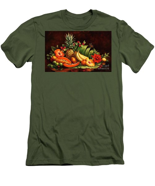 Lots Of Fruit Men's T-Shirt (Athletic Fit)