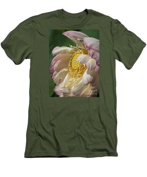 Lotus Glory Men's T-Shirt (Athletic Fit)