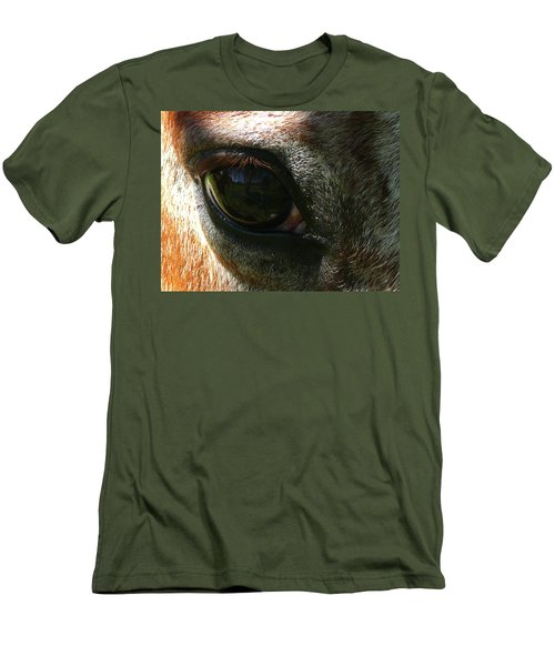 Loving Eye Men's T-Shirt (Athletic Fit)