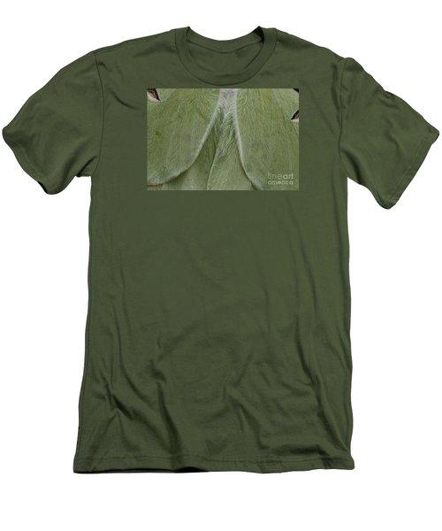 Men's T-Shirt (Slim Fit) featuring the photograph Luna by Randy Bodkins