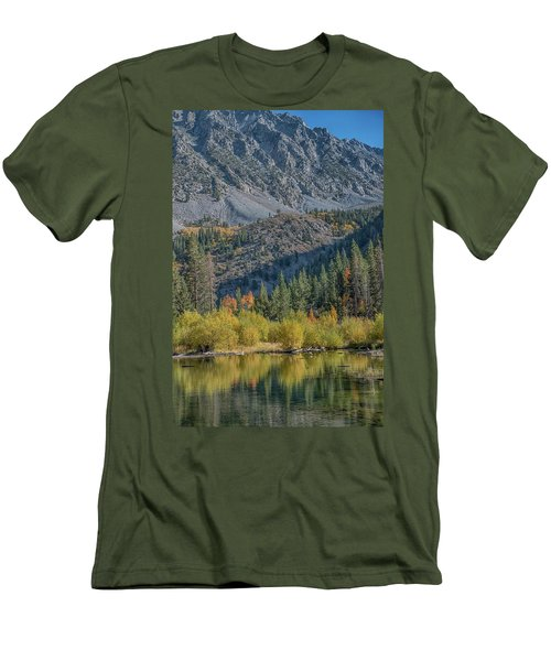Lundy Canyon Men's T-Shirt (Athletic Fit)