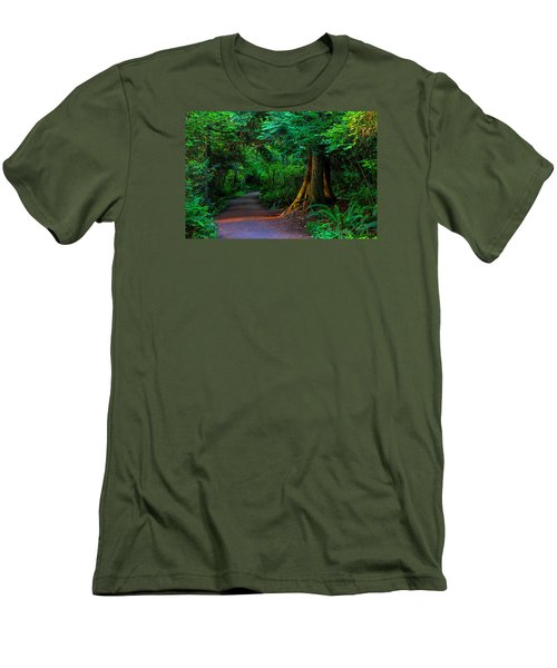 Magic Moment Men's T-Shirt (Slim Fit) by Alana Thrower