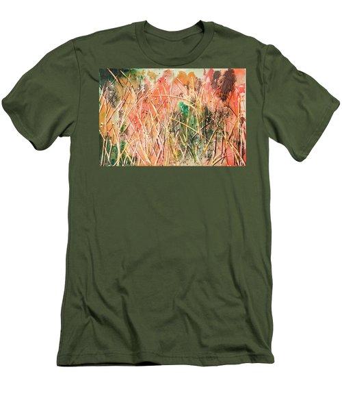 Magic Of Colors Men's T-Shirt (Athletic Fit)