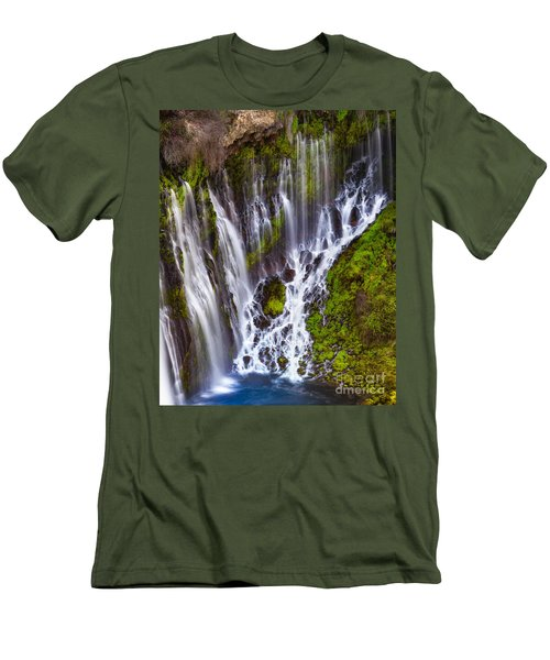 Majestic Falls Men's T-Shirt (Athletic Fit)
