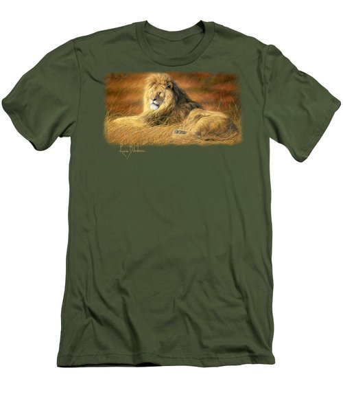 Majestic Men's T-Shirt (Slim Fit) by Lucie Bilodeau