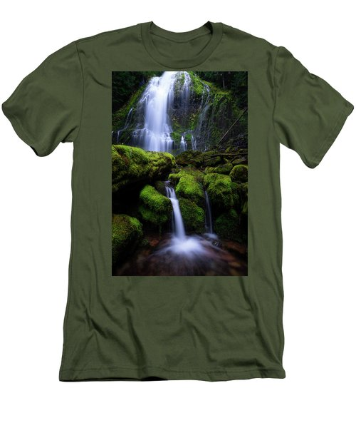 Majestic Proxy Men's T-Shirt (Athletic Fit)
