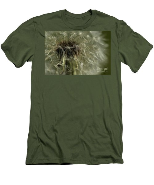 Men's T-Shirt (Slim Fit) featuring the photograph Make A Wish by JT Lewis