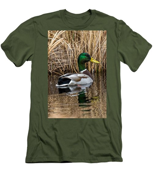 Mallard II Men's T-Shirt (Athletic Fit)