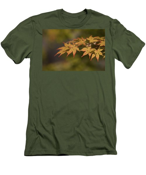 Maple Men's T-Shirt (Athletic Fit)