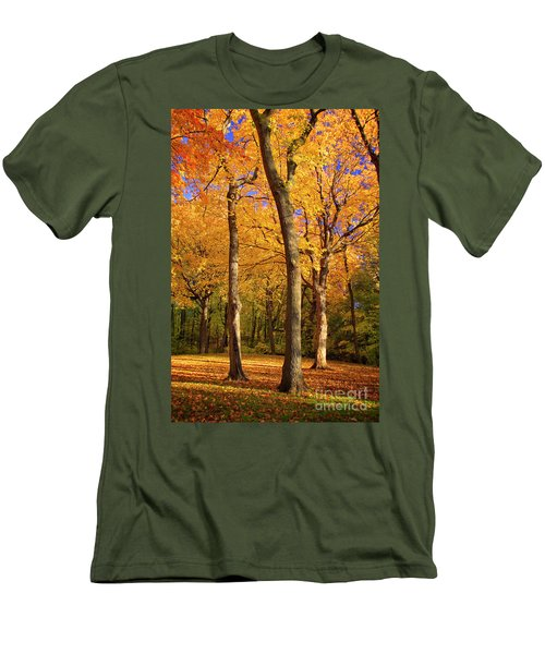 Maple Treo Men's T-Shirt (Athletic Fit)