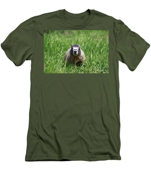 Marmot Pup Men's T-Shirt (Athletic Fit)