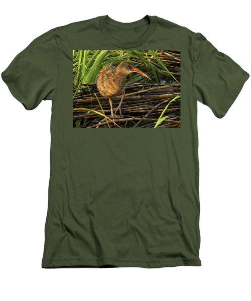 Marsh Hen Men's T-Shirt (Athletic Fit)