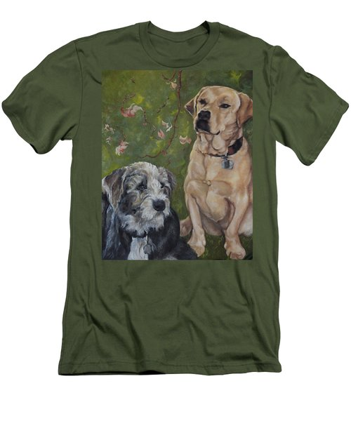 Max And Molly Men's T-Shirt (Athletic Fit)