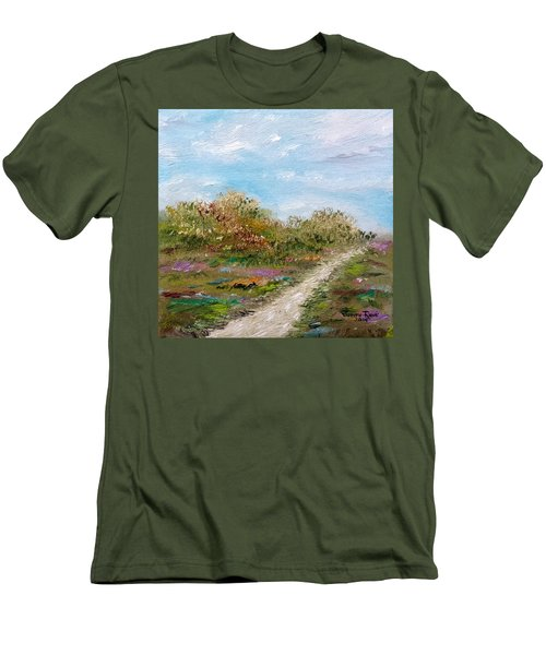 May The Road Rise Up To Meet You Men's T-Shirt (Athletic Fit)