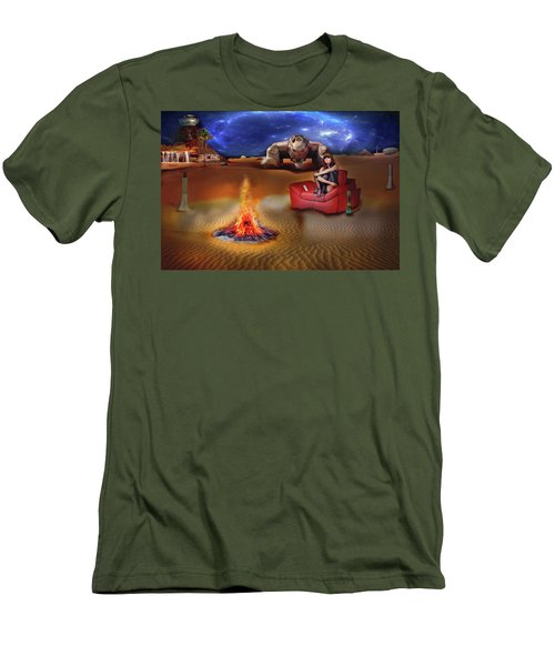 Mazzy Stars Men's T-Shirt (Athletic Fit)