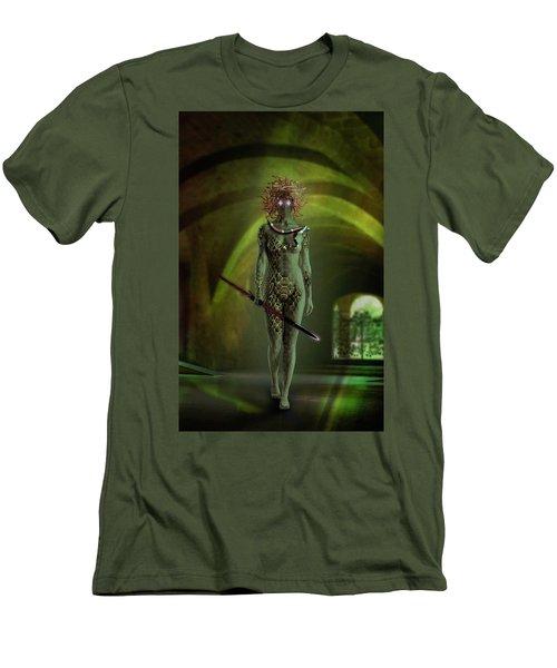 Medusa Men's T-Shirt (Slim Fit) by Scott Meyer