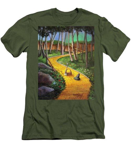 Memories Of Oz Men's T-Shirt (Athletic Fit)