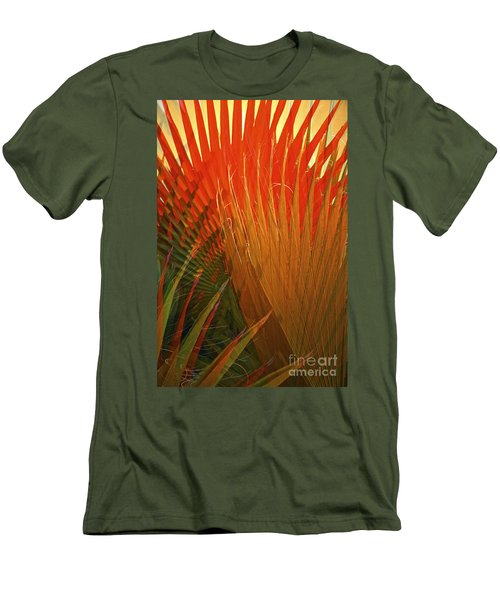 Mexican Palm Men's T-Shirt (Athletic Fit)