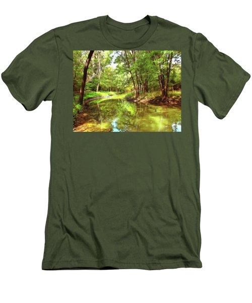 Midsummer Dream Men's T-Shirt (Athletic Fit)