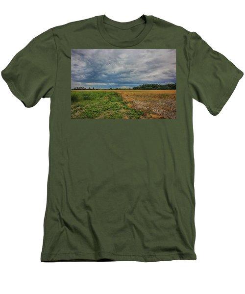 Midwest Weather Men's T-Shirt (Athletic Fit)