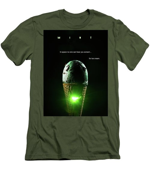 Mint Men's T-Shirt (Athletic Fit)