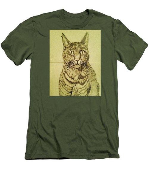 Misha The Pirate Men's T-Shirt (Slim Fit)